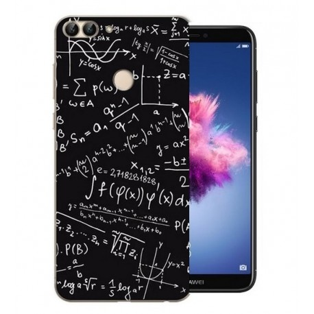 Coque Silicone Huawei P Smart Formules
