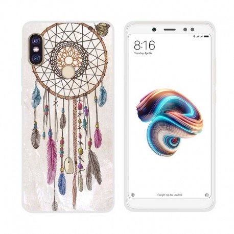 Coque Silicone Xiaomi MI A2 Songes