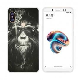 Coque Silicone Xiaomi MI A2 Singe