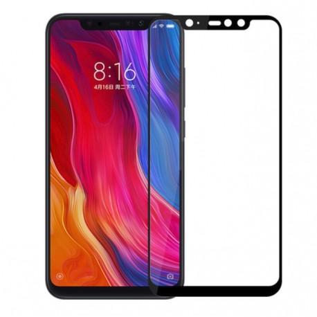 Verre Trempé Xiaomi Pocophone F1 Protecteur d'écran Noir