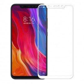 Verre Trempé Xiaomi Pocophone F1 Protecteur d'écran Blanc