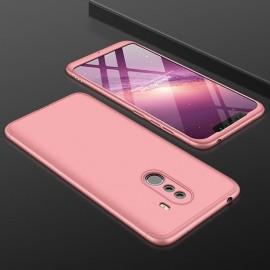 Coque 360 Xiaomi Pocophone F1 Rose