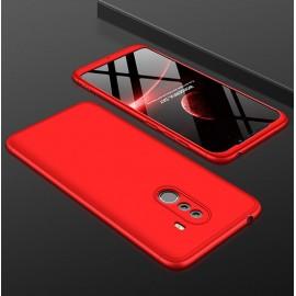 Coque 360 Xiaomi Pocophone F1 Rouge