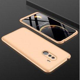 Coque 360 Xiaomi Pocophone F1 Dorée