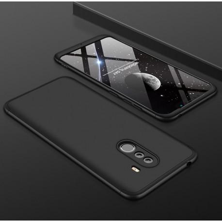 Coque 360 Xiaomi Pocophone F1 Noir