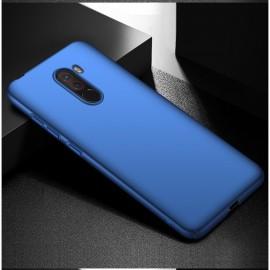 Coque Xiaomi Pocophone F1 Extra Fine Bleu