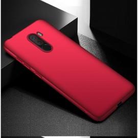 Coque Xiaomi Pocophone F1 Extra Fine Rouge