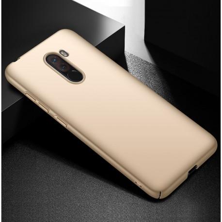 Coque Xiaomi Pocophone F1 Extra Fine Or