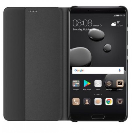 Etuis Officiel Smart Cover Huawei Mate 10 Noir