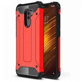 Coque Xiaomi Pocophone F1 Anti Choques Rouge