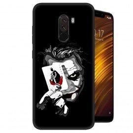 Coque Silicone Xiaomi Pocophone F1 Joker