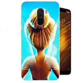 Coque Silicone Xiaomi Pocophone F1 Fée