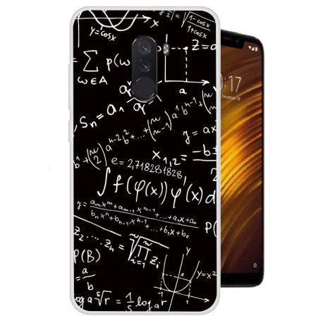 Coque Silicone Xiaomi Pocophone F1 Formules