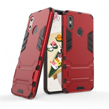 Coque Xiaomi MI 8 SE Anti Choques TREX Rouge