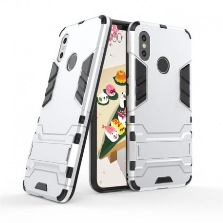 Coque Xiaomi MI 8 SE Anti Choques TREX Argent
