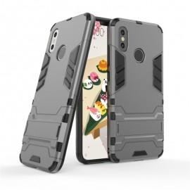Coque Xiaomi MI 8 SE Anti Choques TREX Grise