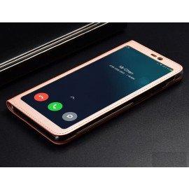 Etuis Xiaomi MI 8 SE Portefeuille Vision Rose