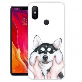 Coque Silicone Xiaomi MI 8 SE Chien