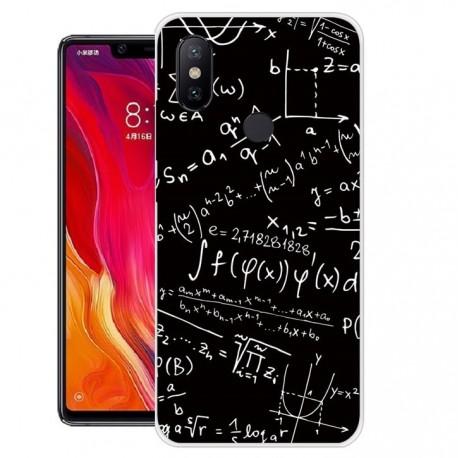 Coque Silicone Xiaomi MI 8 SE Formules