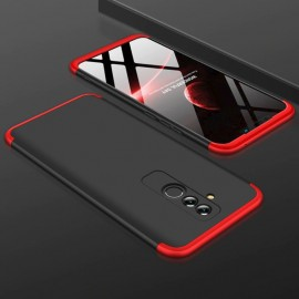 Coque 360 Huawei Mate 20 Lite Rouge et Noir