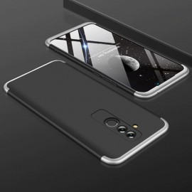 Coque 360 Huawei Mate 20 Lite Noir et Grise