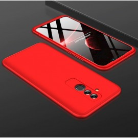 Coque 360 Huawei Mate 20 Lite Rouge