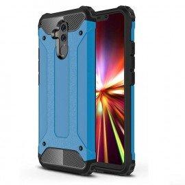 Coque Huawei Mate 20 Lite Anti Choques Bleu