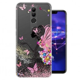 Coque Silicone Huawei Mate 20 Lite Fée
