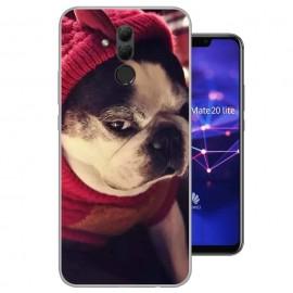 Coque Silicone Huawei Mate 20 Lite Chien