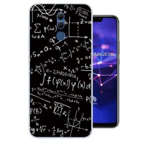 Coque Silicone Huawei Mate 20 Lite Formules