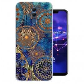 Coque Silicone Huawei Mate 20 Lite Mystique