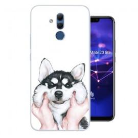 Coque Silicone Huawei Mate 20 Lite Husky