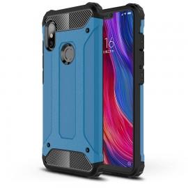 Coque Xiaomi Redmi Note 6 Pro Anti Choques Bleu