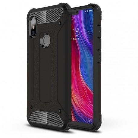 Coque Xiaomi Redmi Note 6 Pro Anti Choques Noir
