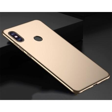 Coque Xiaomi Redmi Note 6 Pro Extra Fine Dorée