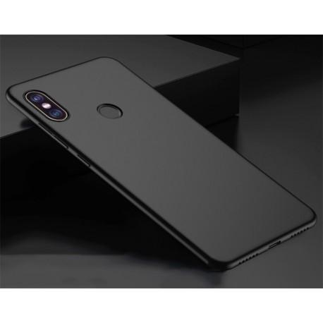 Coque Xiaomi Redmi Note 6 Pro Extra Fine Noir