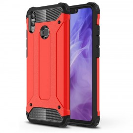 Coque Honor 8X Anti Choques Rouge