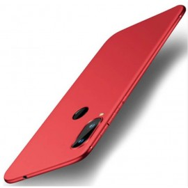 Coque Silicone Honor 8X Extra Fine Rouge
