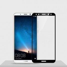 Verre trempé Huawei Mate 10 Lite Protecteur d'écran Noir