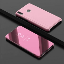 Etuis Honor 8X Cover Translucide Rose