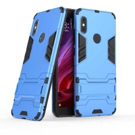 Coque Xiaomi Redmi Note 6 Pro Anti Choques TREX Bleu
