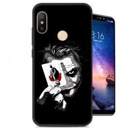 Coque Silicone Xiaomi Redmi Note 6 Pro Joker