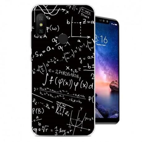 Coque Silicone Xiaomi Redmi Note 6 Pro Formules