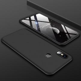 Coque 360 Xiaomi Redmi Note 6 Pro Noir