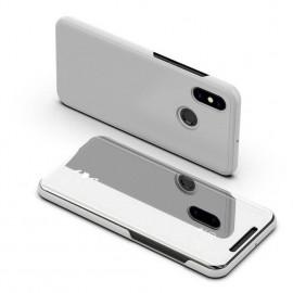 Etuis Xiaomi Redmi Note 6 Pro Cover Translucide Argent