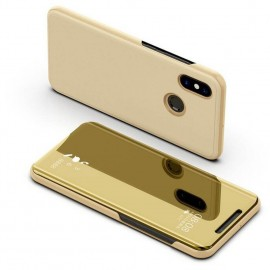 Etuis Xiaomi Redmi Note 6 Pro Cover Translucide Doré