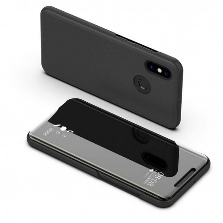 Etuis Xiaomi Redmi Note 6 Pro Cover Translucide Noir