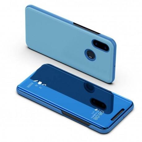 Etuis Xiaomi Redmi Note 6 Pro Cover Translucide Bleu