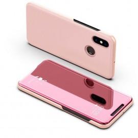 Etuis Xiaomi Redmi Note 6 Pro Cover Translucide Rose
