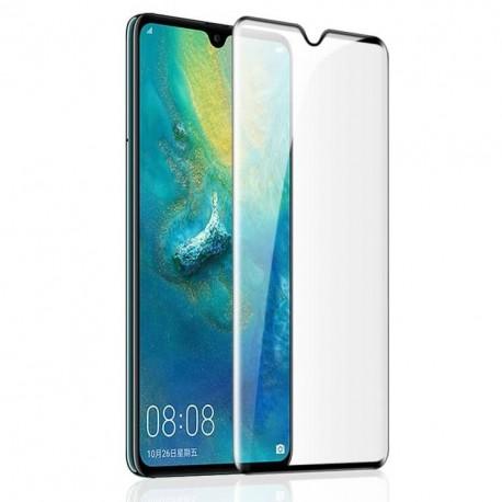 Verre trempé Huawei Mate 20 Protecteur d'écran Noir